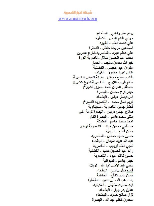 صور حصرية التقطت بعد لحظات من وقوع الانفجار الارهابي في مدينة البطحاء 1