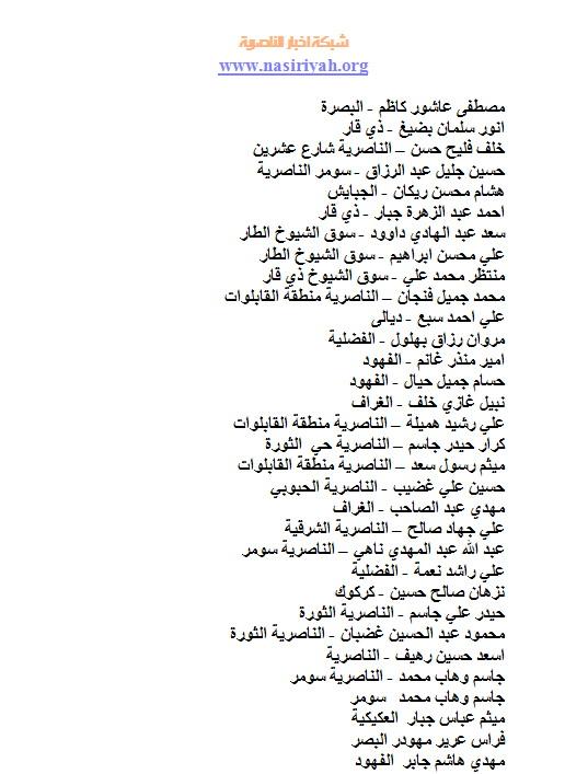 صور حصرية التقطت بعد لحظات من وقوع الانفجار الارهابي في مدينة البطحاء 4