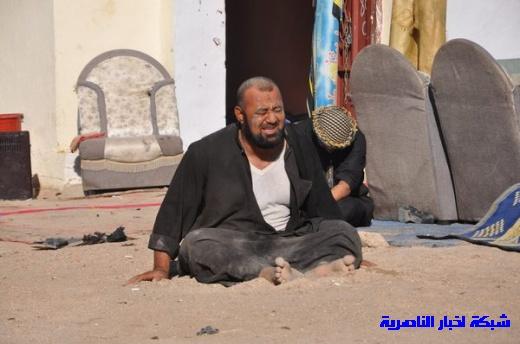 صور حصرية التقطت بعد لحظات من وقوع الانفجار الارهابي في مدينة البطحاء Nasiriyah024