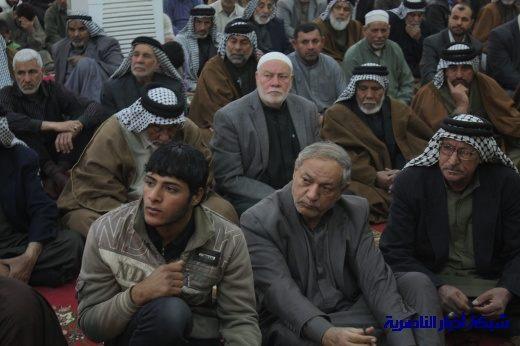 صلاة الجمعة في مدينة الناصرية - تقرير صوتي مصور- Nasiriyah003