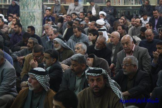 صلاة الجمعة في مدينة الناصرية - تقرير صوتي مصور- Nasiriyah007