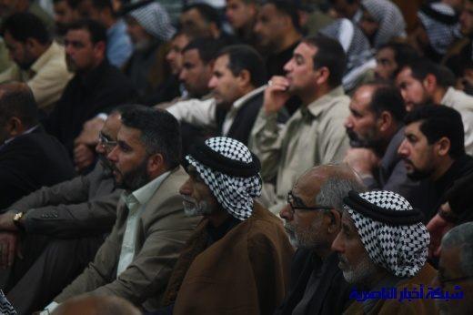 صلاة الجمعة في مدينة الناصرية - تقرير صوتي مصور- Nasiriyah008