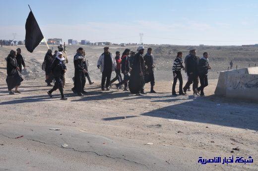 صور حصرية التقطت بعد لحظات من وقوع الانفجار الارهابي في مدينة البطحاء Nasiriyah015