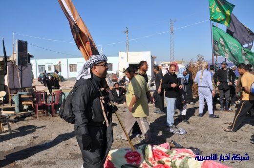 صور حصرية التقطت بعد لحظات من وقوع الانفجار الارهابي في مدينة البطحاء Nasiriyah041