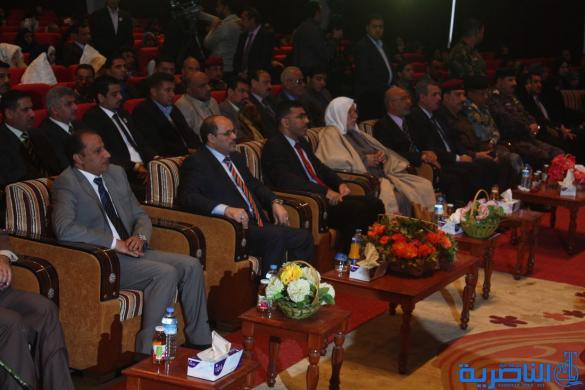الناصرية تشهد انطلاق مبادرة المالكي بتزويج معاقي الالغام – تقرير مصور –